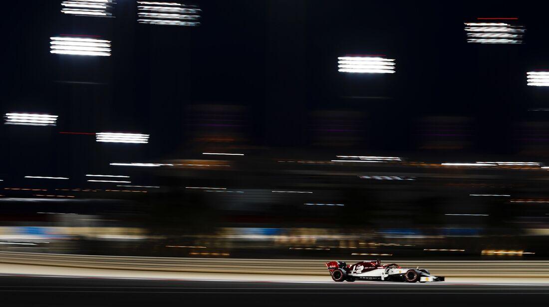 Kimi Räikkönen - Sauber - Formel 1 - GP Bahrain - 30. März 2019