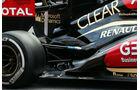 Kimi Raikkonen, Lotus, Formel 1-Test, Barcelona, 19. Februar 2013