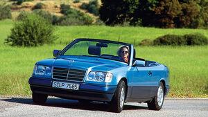 Klassiker als Investment, Mercedes W 124-Cabriolet