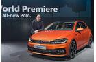 Klaus Bischoff mit dem neuen VW Polo