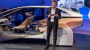 Klaus Fröhlich BMW i inside