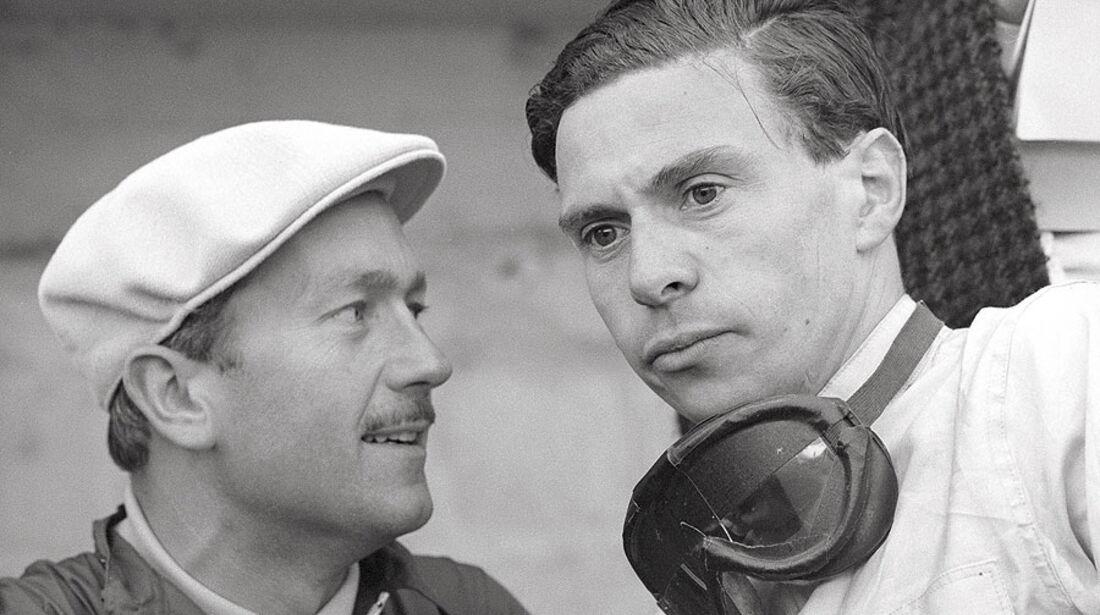 Kleinserien-Hersteller Lotus, Jim Clark, Colin Chapman