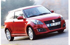 Kleinwagen, Serie, Suzuki Swift Sport