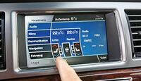 Klimaanlagen-Wartung, Display, Monitor