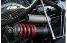 Koenigsegg Agera Federbeine, Dämpfer