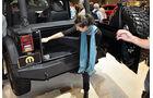 Kofferraum Jeep Wrangler