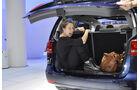 Kofferraum VW Touran