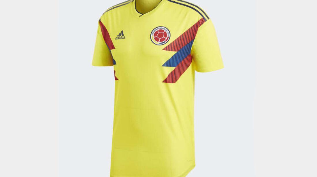 Kolumbien - F1-Autos - Fußball-WM 2018