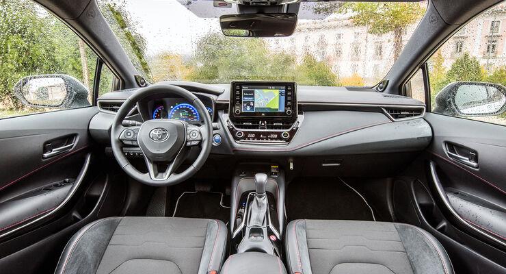 Toyota Corolla Und Corolla Touring Sports 2018 Fahrbericht Auto