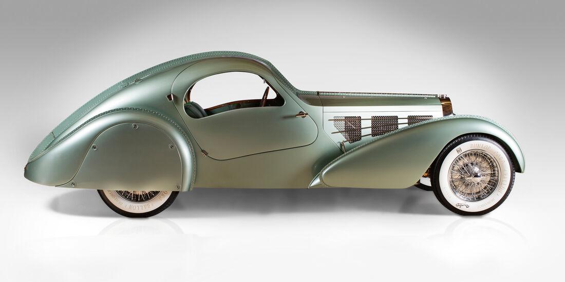 Konzeptfahrzeug, Bugatti Typ 57S Compétition Coupé Aerolithe