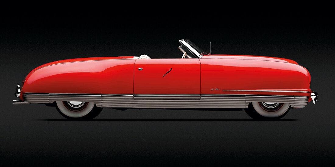 Konzeptfahrzeug, Chrysler Thunderbolt