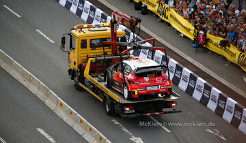 Kris Meeke - Citroen C3 WRC - Rallye Deutschland 2017