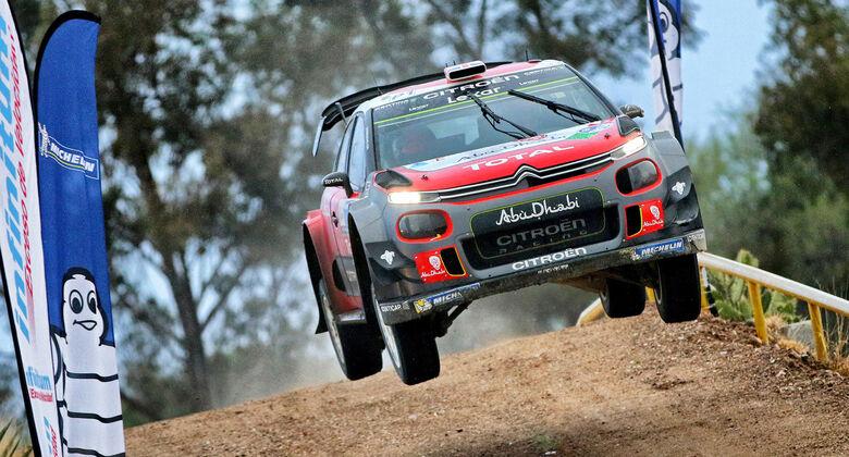 Rallye Mexiko 2017