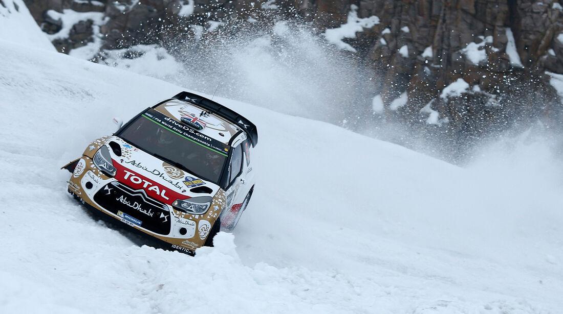 Kris Meeke - WRC - Rallye Schweden 2015