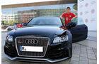 Kroos, FC Bayern München, Fußballer und Autos, Audi RS5