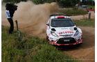 Kubica - Rallye Polen 2014