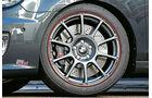 Kurztest: Oettinger-VW Golf GTI Edition 35, Reifen, SPA 10/2012