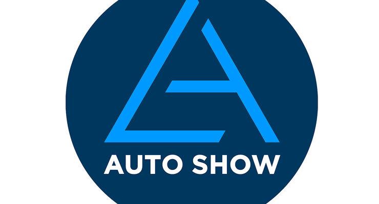 L.A Auto Show 2014 Logo