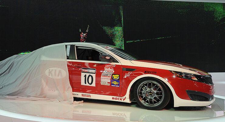L.A. Autoshow 2011