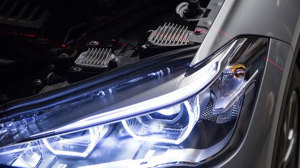 LED-Scheinwerfertest ADAC 2016
