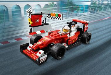 LEGO Scuderia FerrariSF16-H