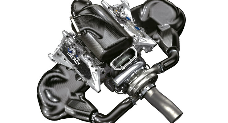 LMP1-Prototypen 2014, Hybrid, Motor