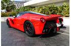 La Ferrari - GP Abu Dhabi - Carspotting 2015