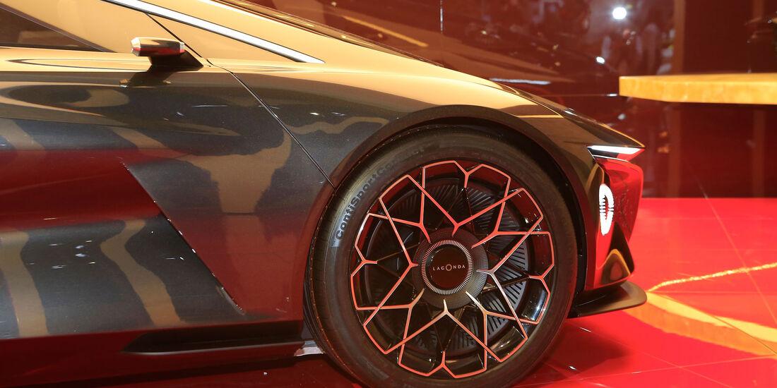 Lagonda Vision Concept Aston Martin