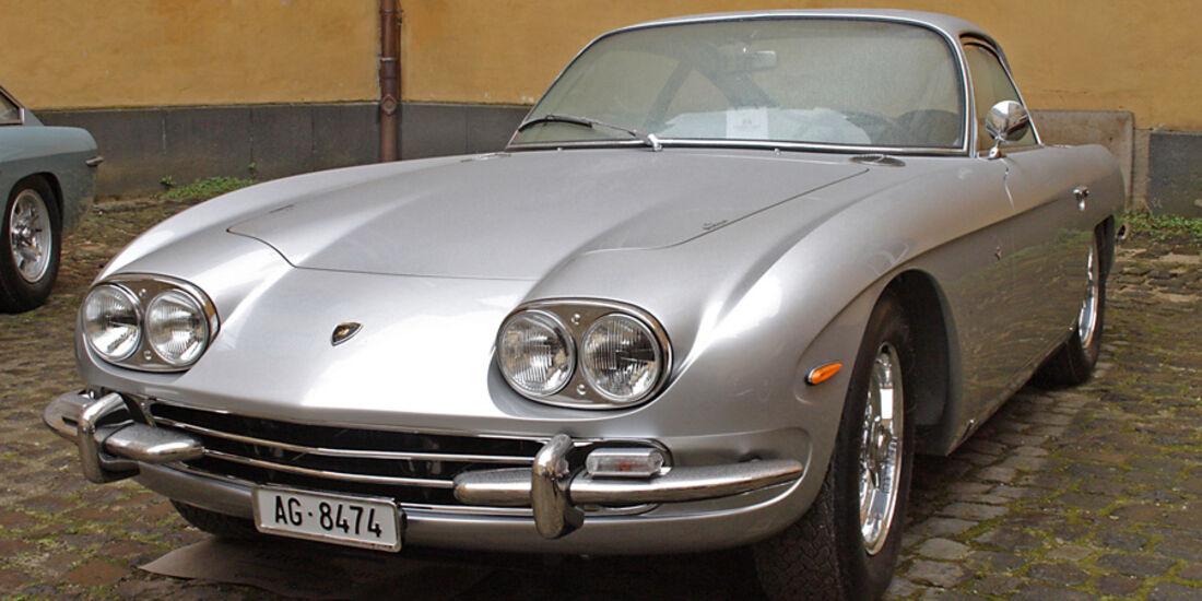 Lamborghini 350 GT, Jewels in the Park, Classic Days Schloss Dyck