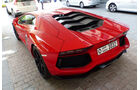 Lamborghini Aventador - GP Abu Dhabi - Carspotting 2015