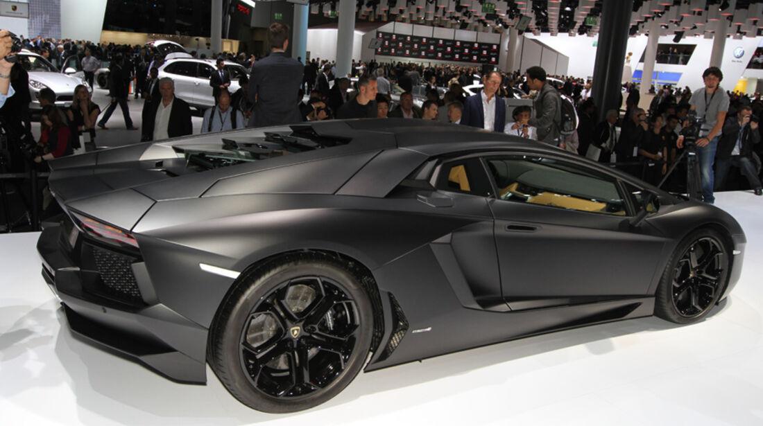 Lamborghini Aventador IAA 2011