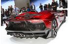 Lamborghini Aventador J Genf Studie Concept 2012