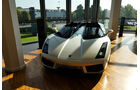 Lamborghini Concept S - Lamborghini Museum - Sant'Agata Bolognese