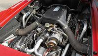 Lamborghini Countach, Motor