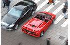 Lamborghini Diablo VT Roadster, Draufsicht