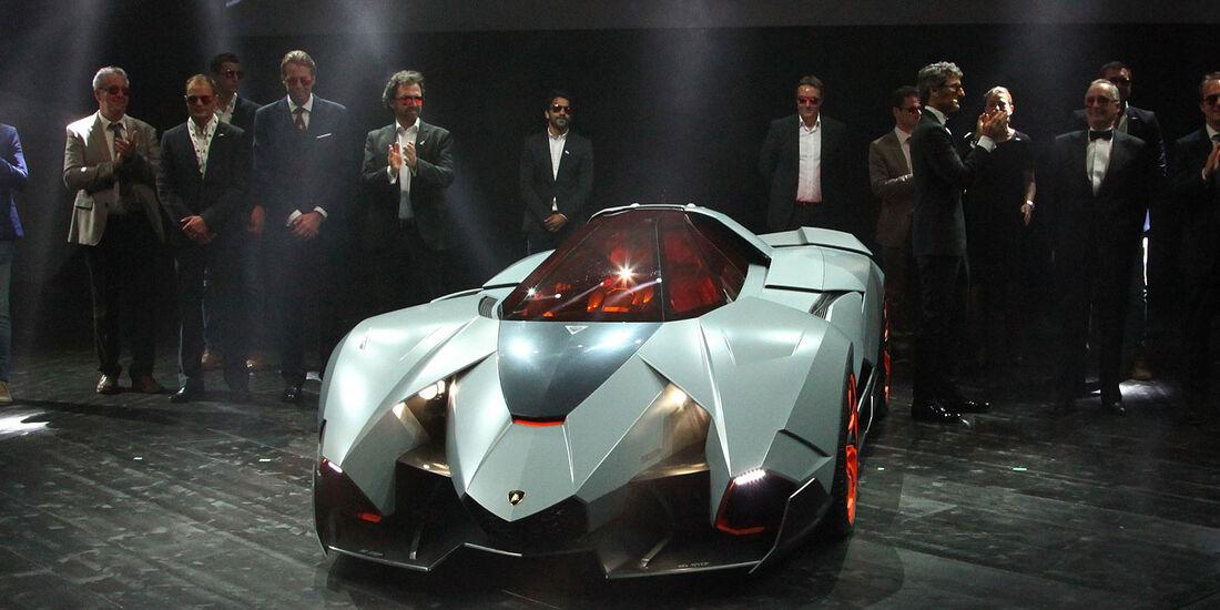 Lamborghini Egoista Total Egoistisches Geschenk Auto Motor Und Sport