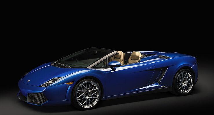 Lamborghini Gallardo LP 550-2 Spyder