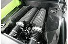 Lamborghini Gallardo LP 570-4 Superleggera, Motorblock, Motor