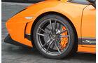 Lamborghini Gallardo LP 570-4 Superleggera - Vorderrad, Felge und Bremsanlage