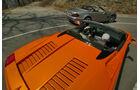 Lamborghini Gallardo Spyder - Mercedes SL 55 AMG 06