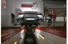 Lamborghini Huracán LP 610-4, Werkstatt