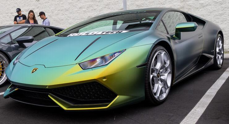 Lackierung & Folierung für Autos: Diese Farben sind voll im Trend ...