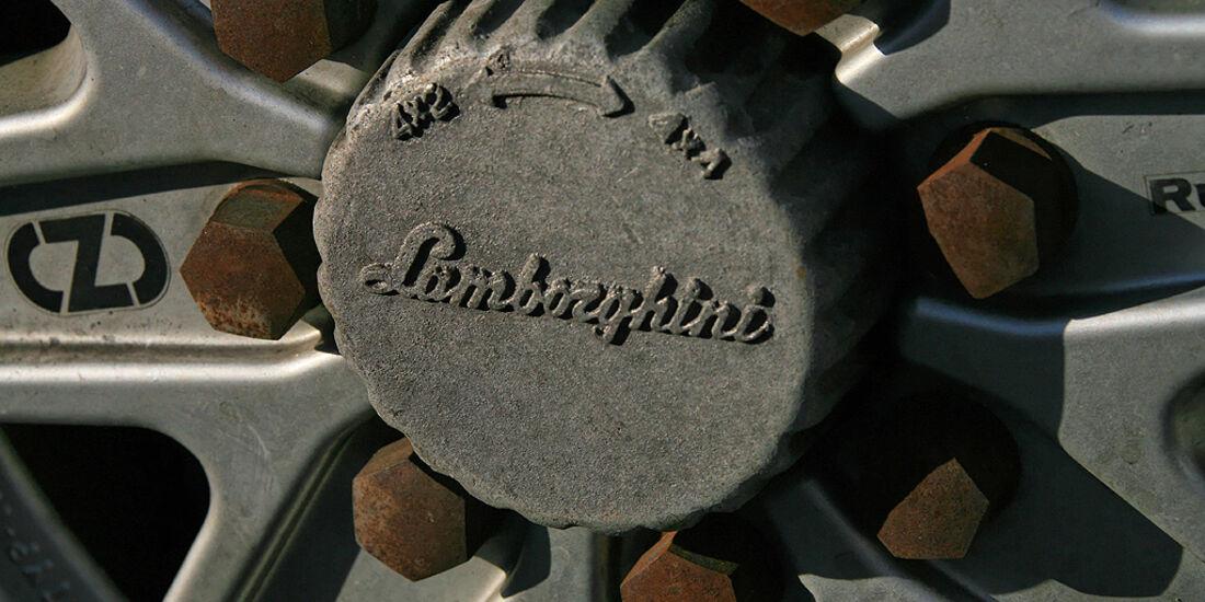 Lamborghini LM 002 Felge