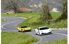 Lamborghini Miura P 400 SV, Lamborghini Huracán, Frontansicht