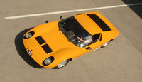 Lamborghini Miura P 400