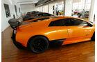 Lamborghini Murciélago LP 670-4 Super Veloce - Lamborghini Museum - Sant'Agata Bolognese