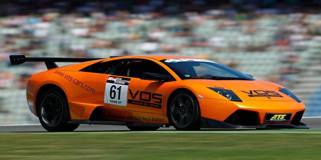 Lamborghini Murcielago, TunerGP 2012, High Performance Days 2012, Hockenheimring
