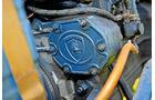 Lamborghini R 503, Motor, Emblem