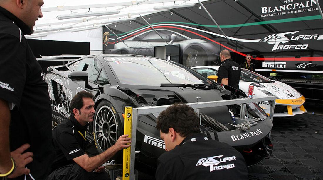 Lamborghini Super Trofeo