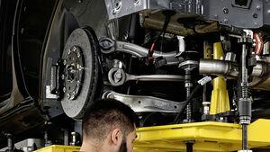 Lamborghini Urus Produktion